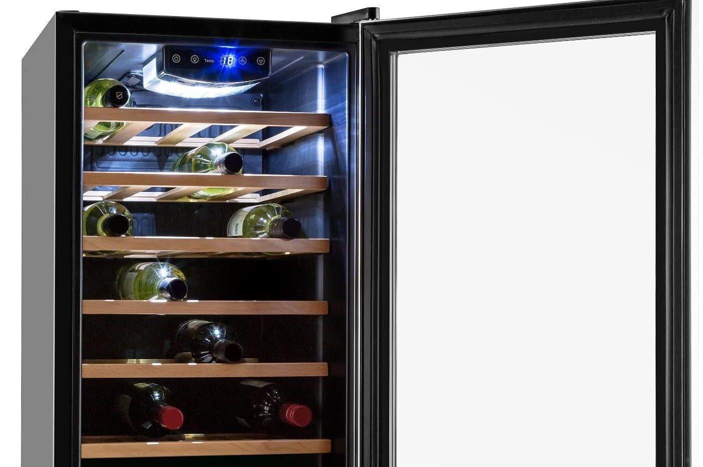 Cómo elegir la mejor vinoteca de doble temperatura