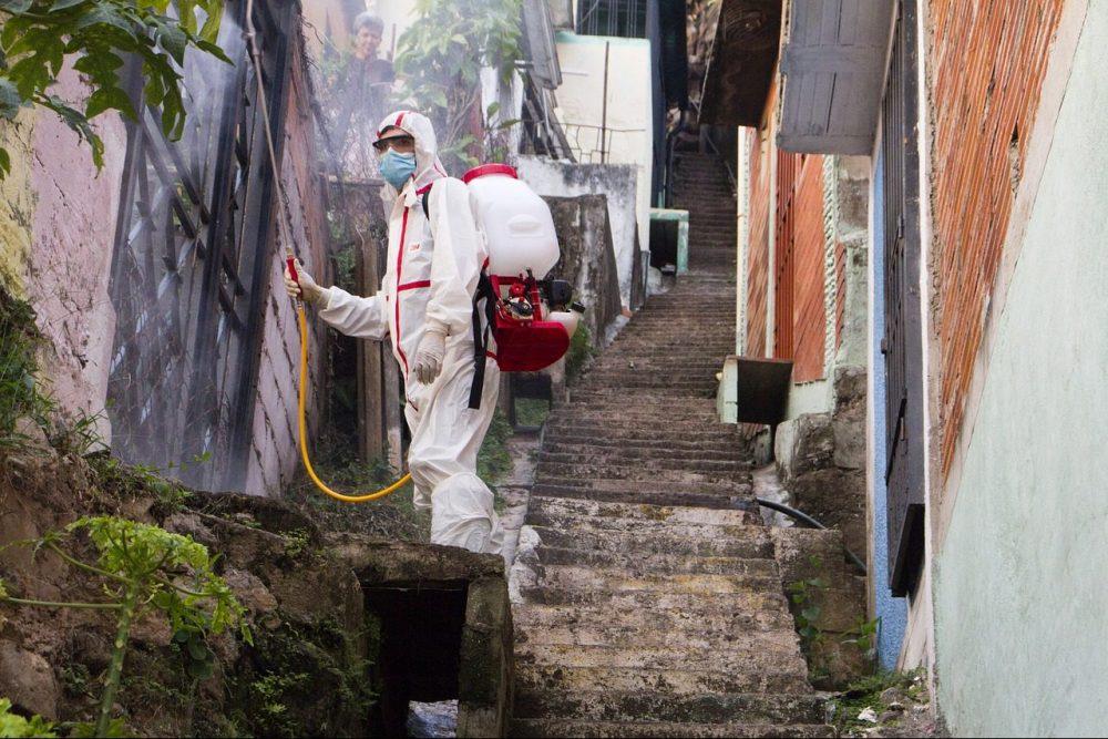 Los mejores nebulizadores para desinfección de ambientes