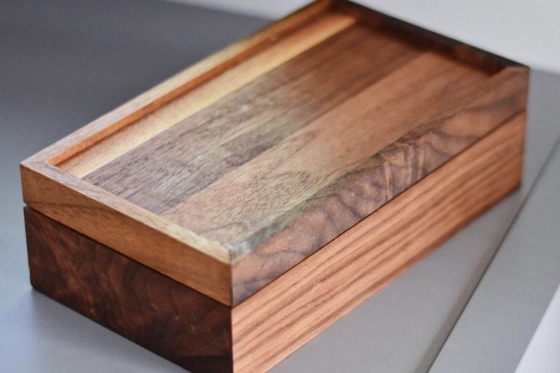 Las cajas de madera con tapa más baratas