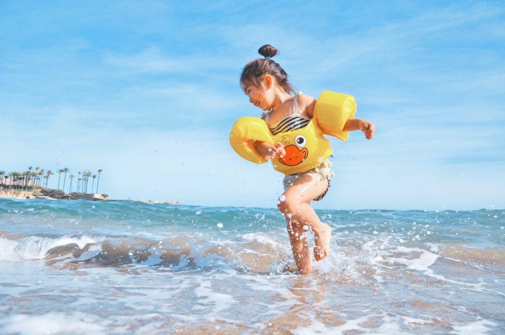 Los chalecos flotadores de bebé más seguros