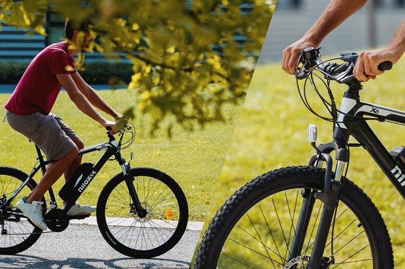 Todo sobre la Bicicleta Eléctrica Nilox X6 que la hace tan solicitada, al mejor precio en Amazon