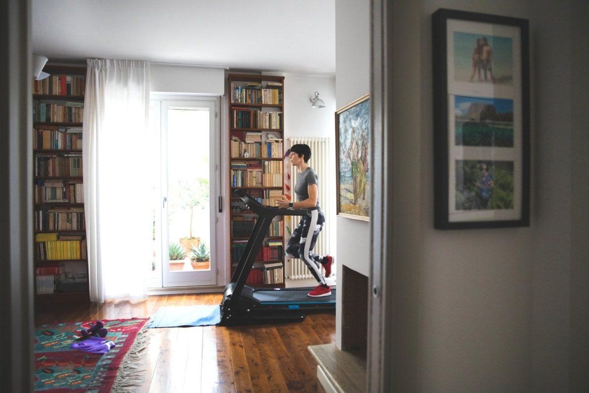 Máquinas de correr baratas para tener en casa o la oficina